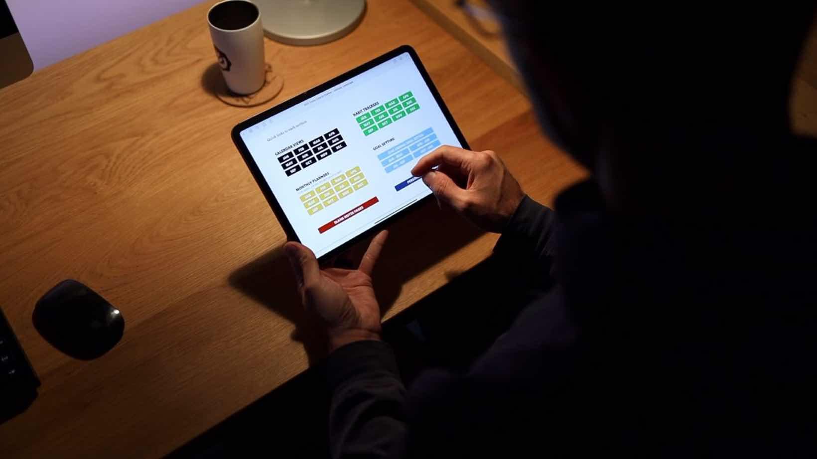 The 2021 Digital Planner