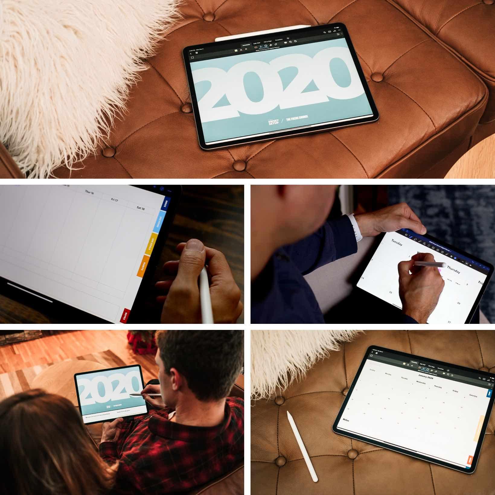 The 2020 Digital Planner