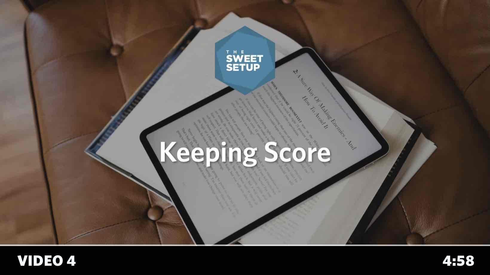 Simple Habits Course - video 4