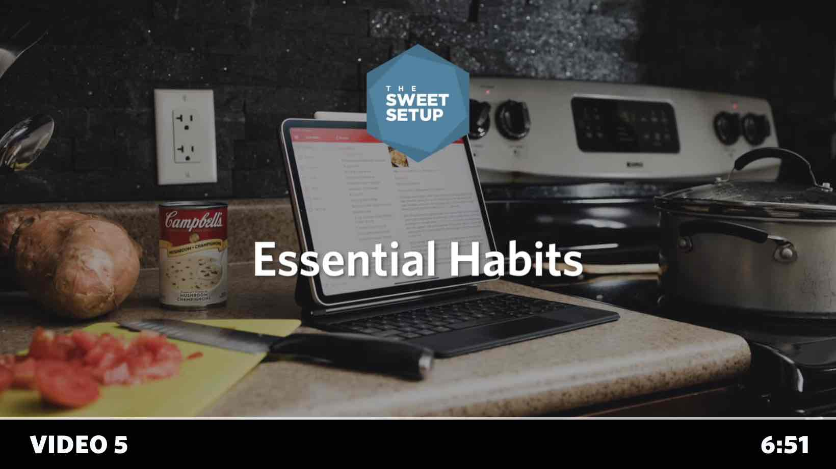 Simple Habits Course - video 5