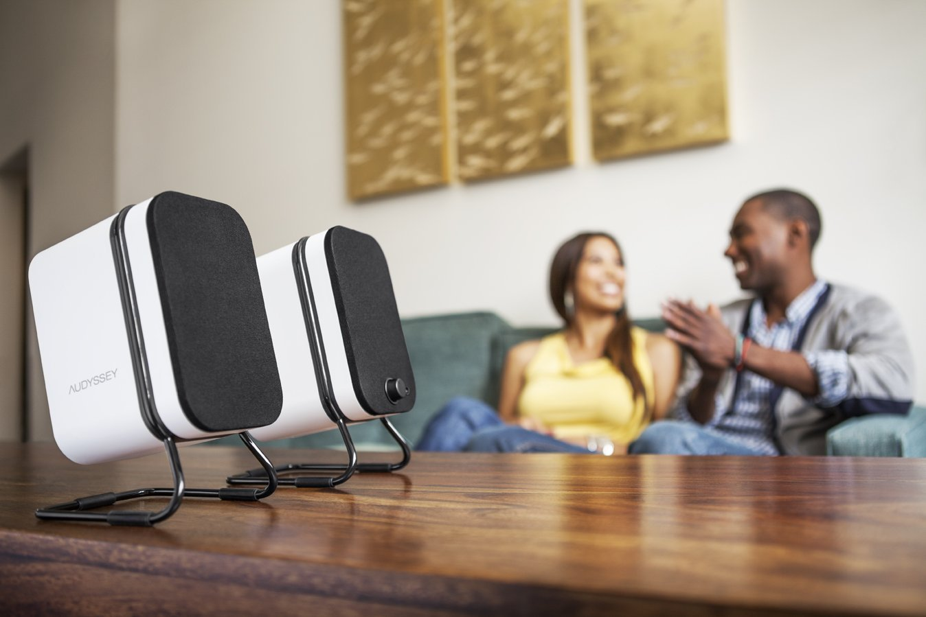 Audyssey Bluetooth Computer Speakers