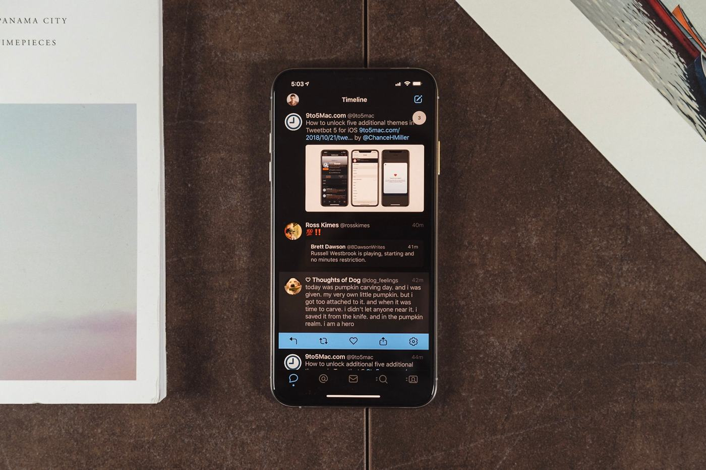 The Best Twitter App for iOS – The Sweet Setup