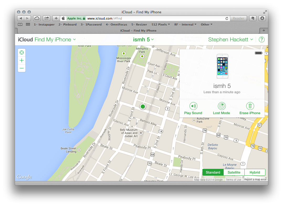 where to find find my iphone tip the ins and outs of find my iphone the sweet 19628