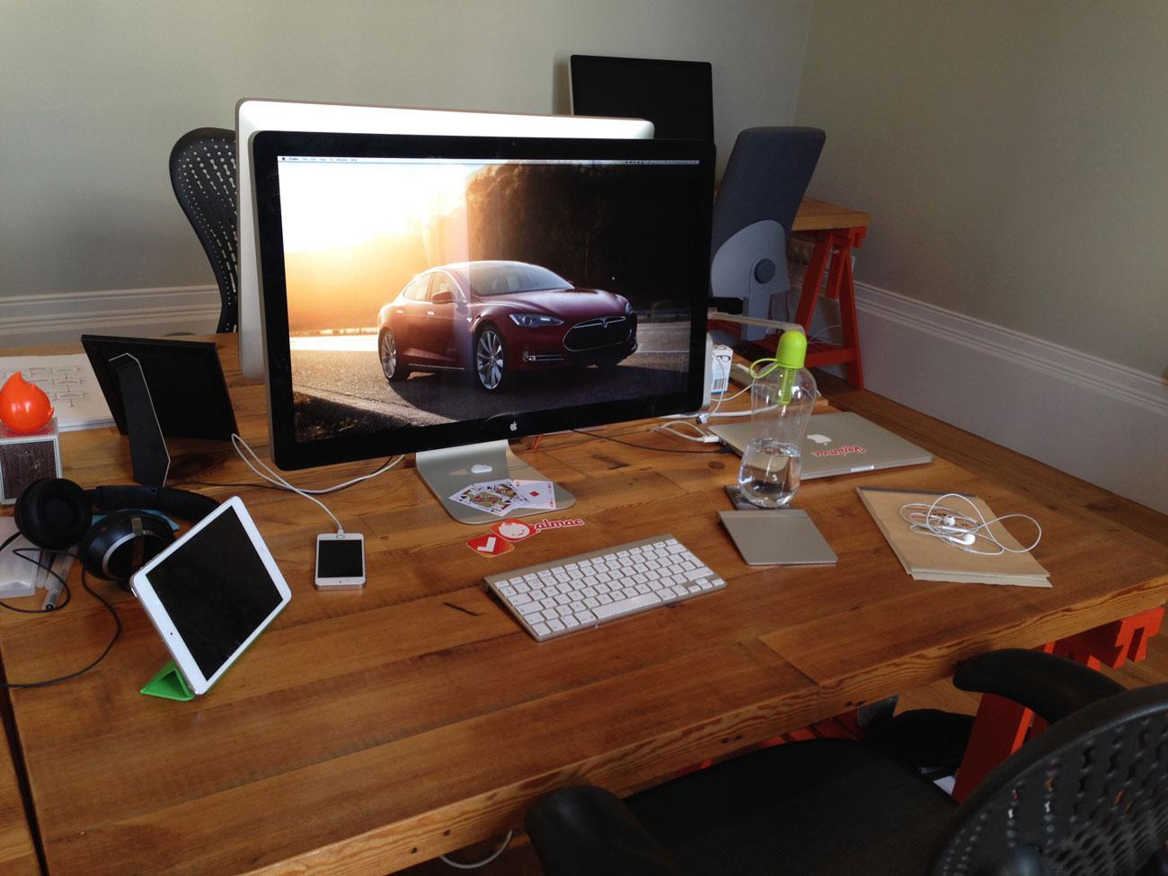 Nik's Mac setup