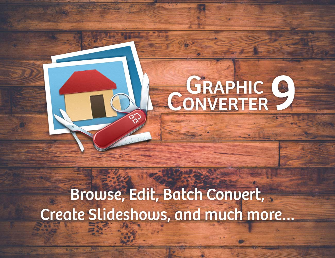 GraphiConverter