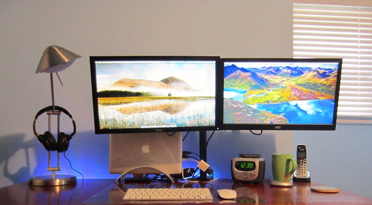 Sruli Loewy's Mac setup