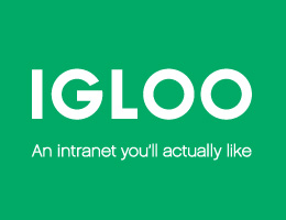 Igloo: An intranet that actually works on your phone