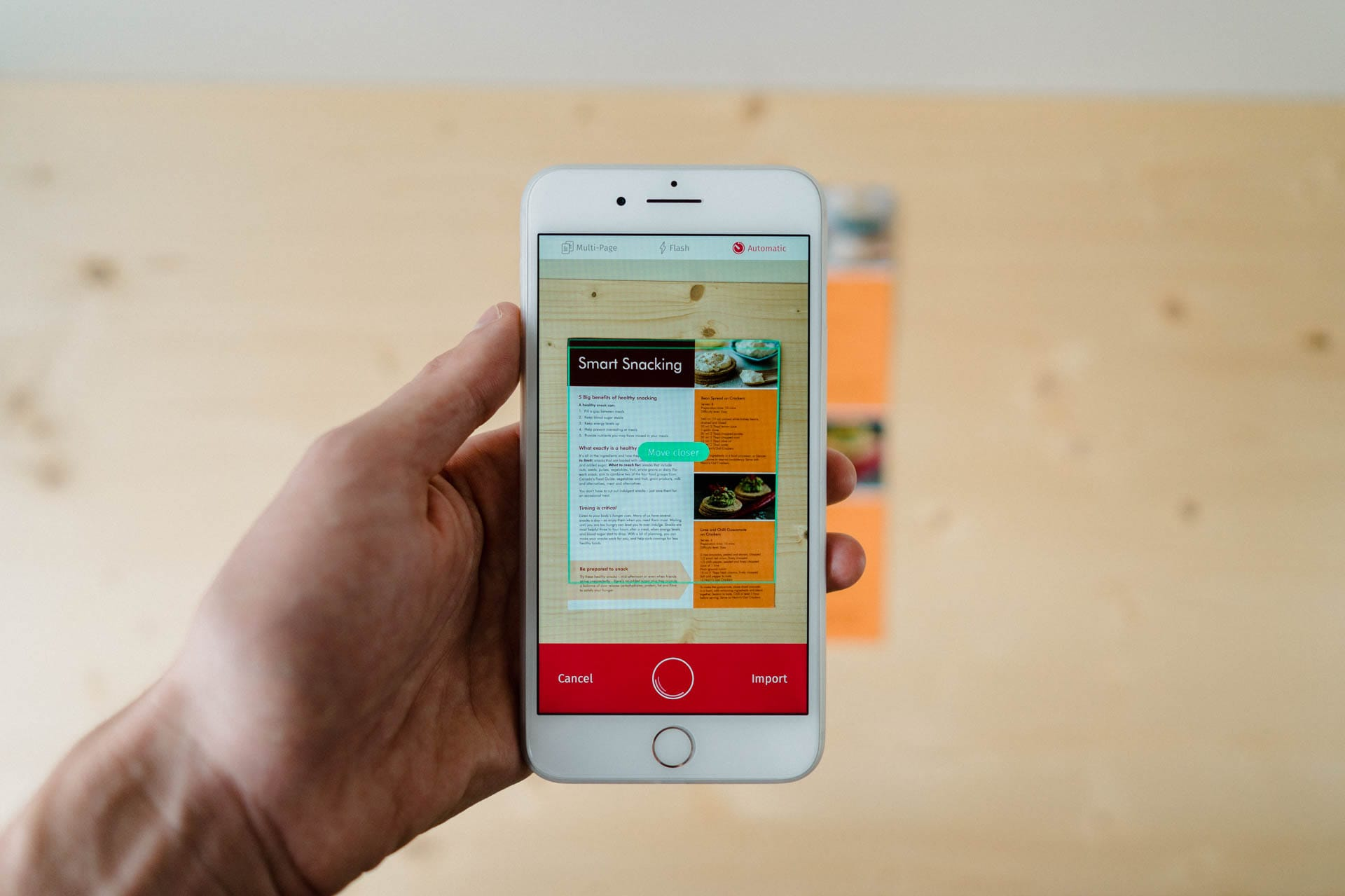 Best scanner app for iPhone and iPad: Scanbot — The Sweet Setup