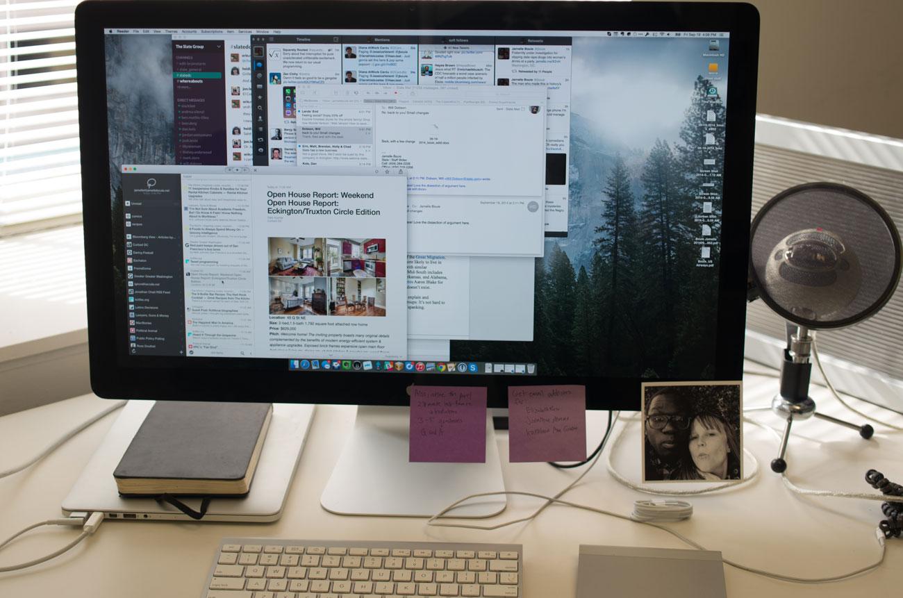 Jamelle Bouie's Mac setup