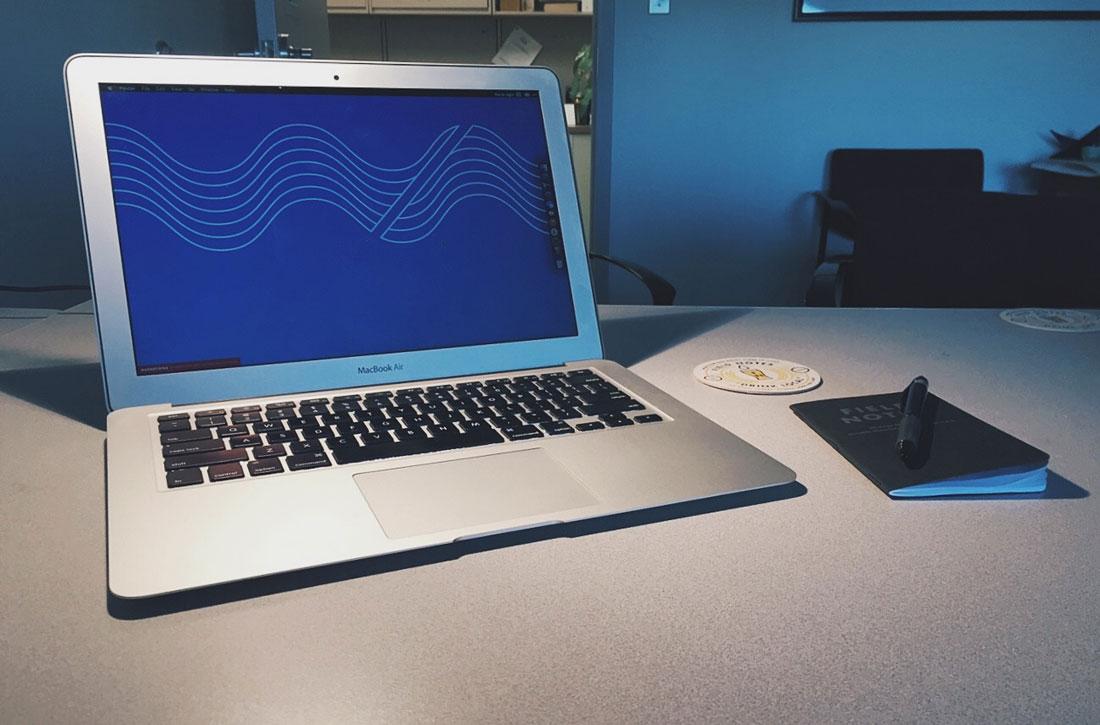 Nate Boateng's Mac setup