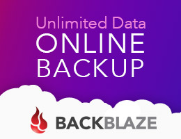 Backblaze: Easy, secure, unlimited, and just $5/month. Start a risk-free trial now.