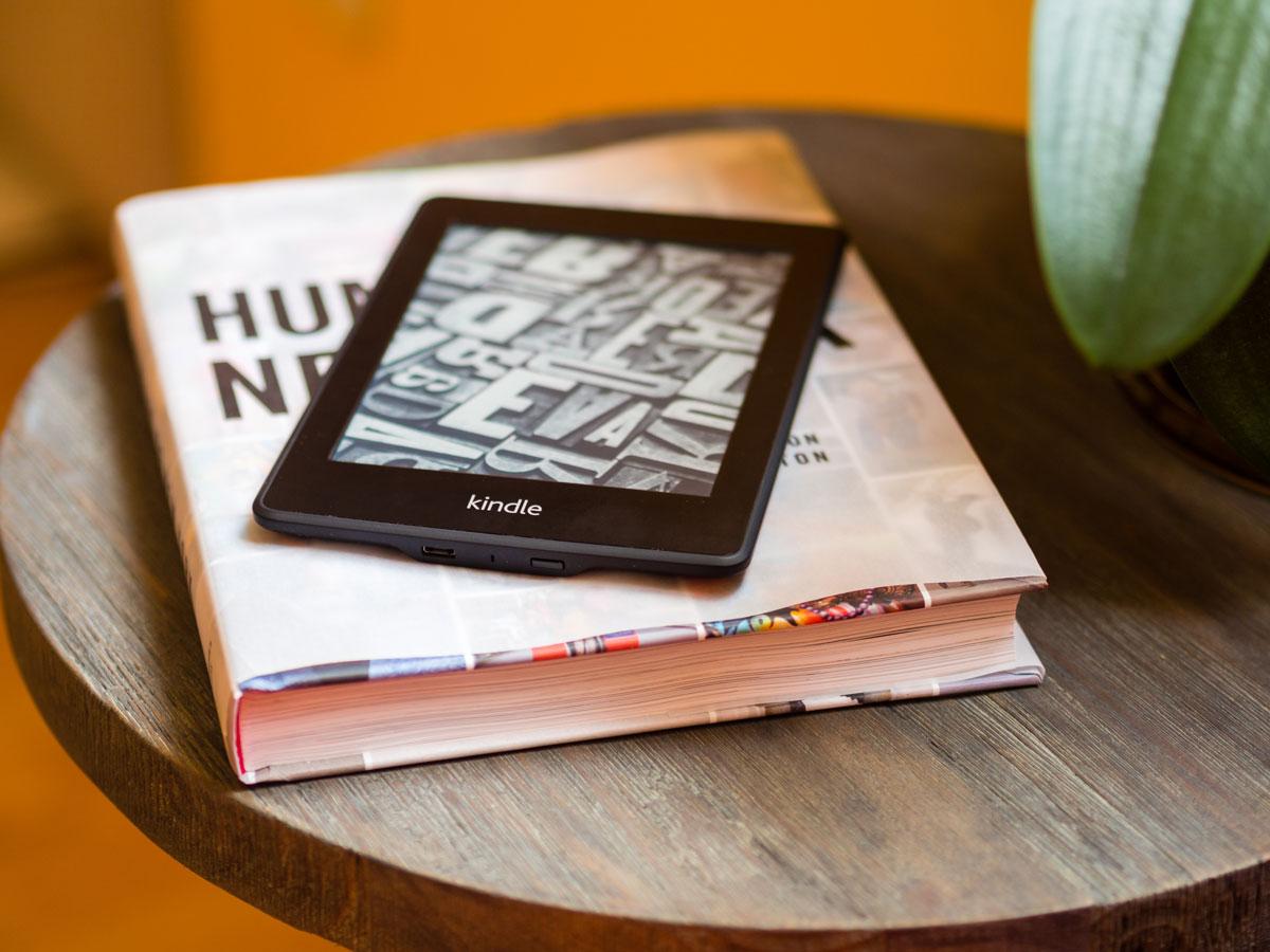 Álvaro Serrano's Kindle