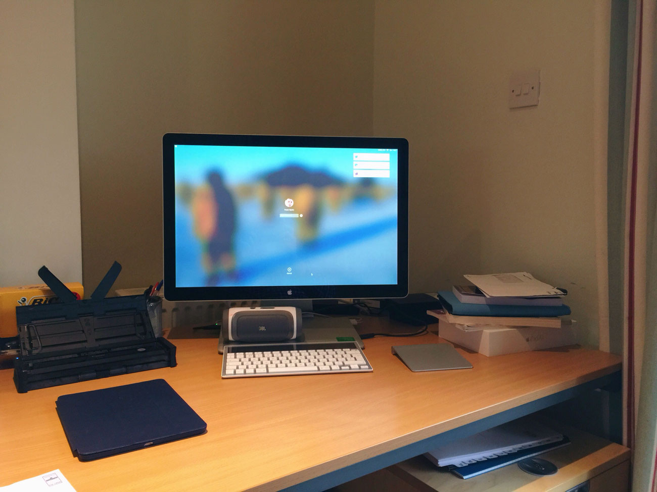 Fraser Speirs Macbook Air setup