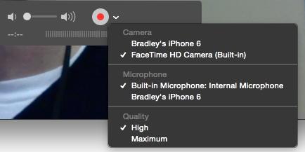 iOS screen recording in OS X Yosemite