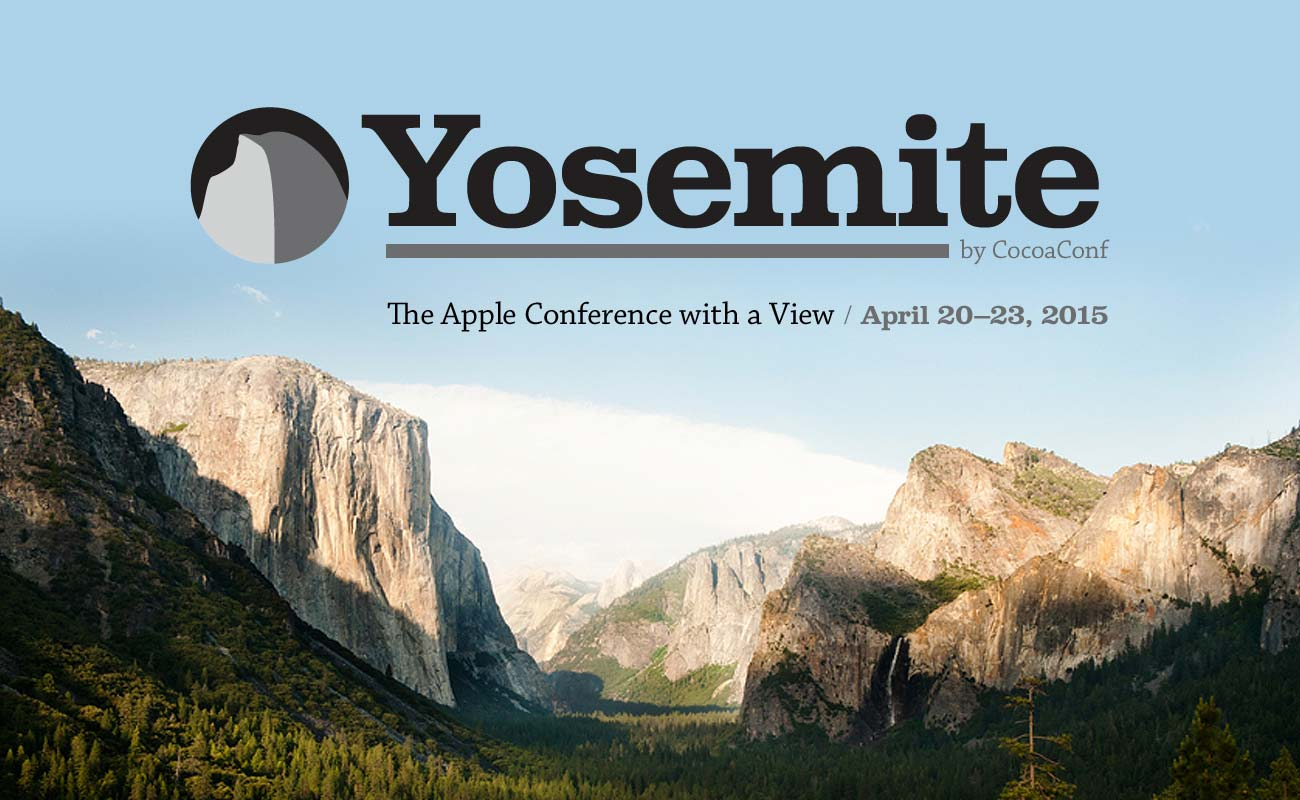 Yosemite: The Apple Conference with a View