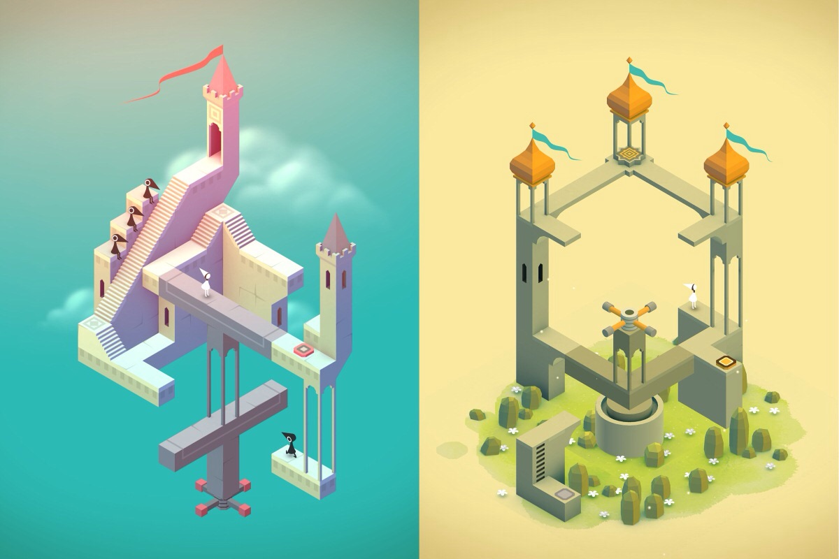 TSS Favorite Games — Monument Valley