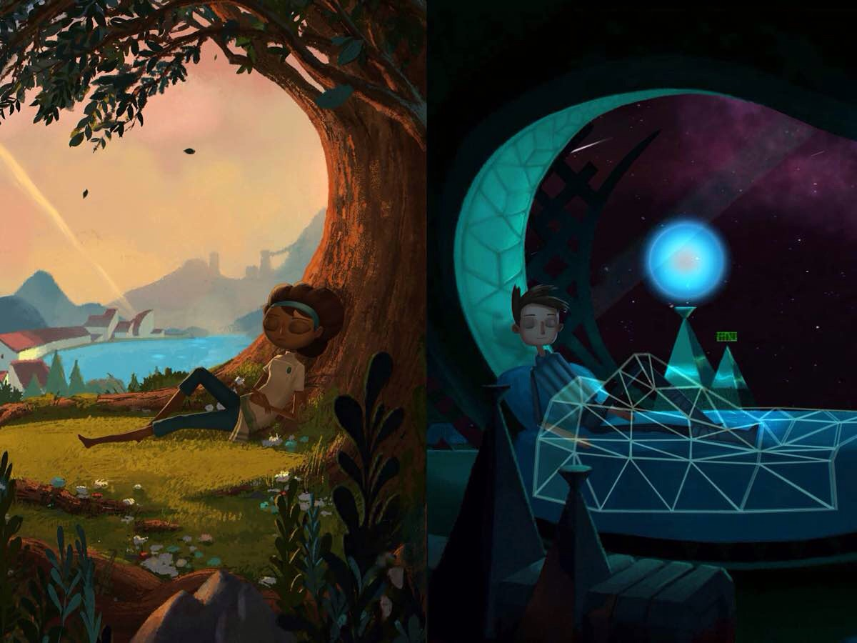 TSS Favorite Games — Broken Age