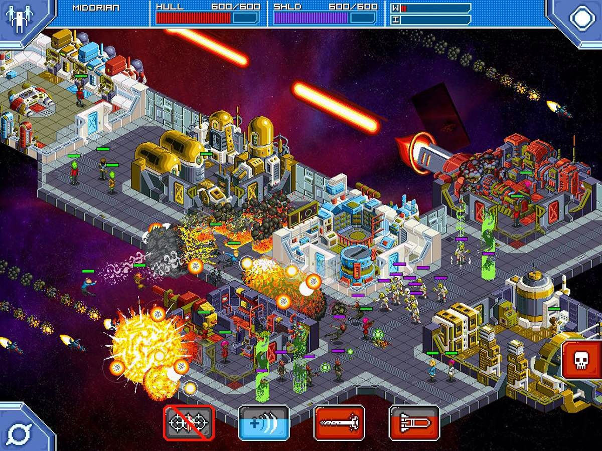 TSS Favorite Games — Star Command