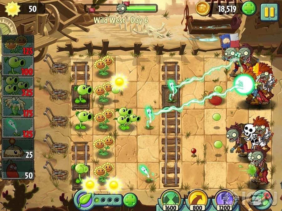 TSS Favorite Games — Plants vs. Zombies 2