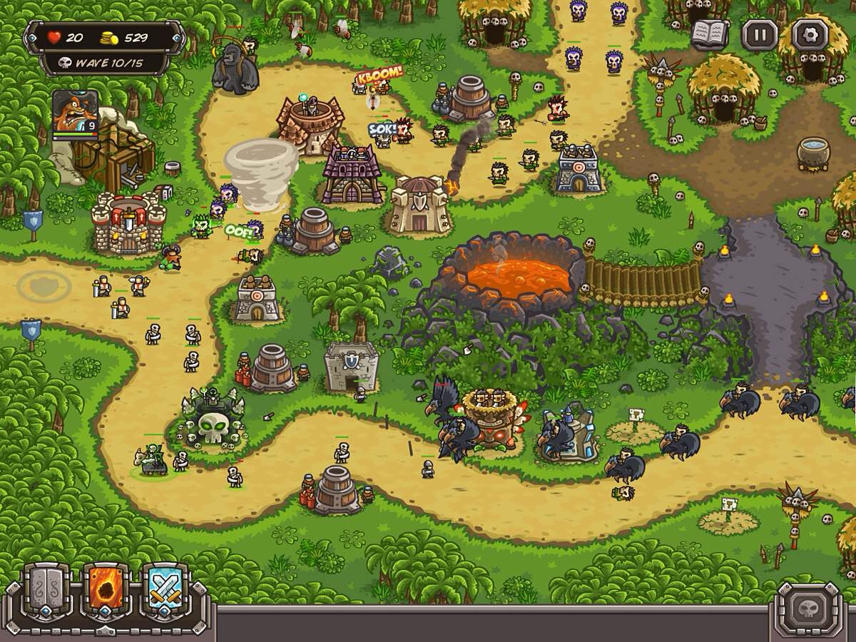 TSS Favorite Games — Kingdom Rush Frontiers HD