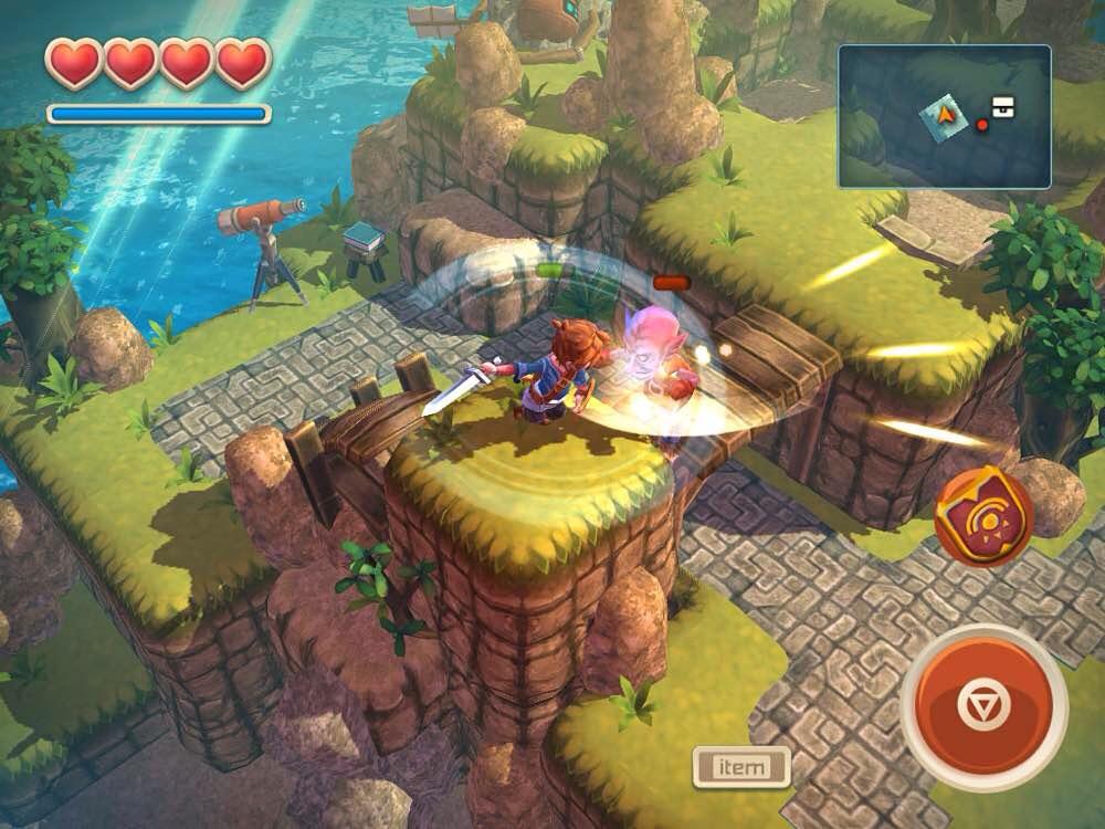 TSS Favorite Games — Oceanhorn
