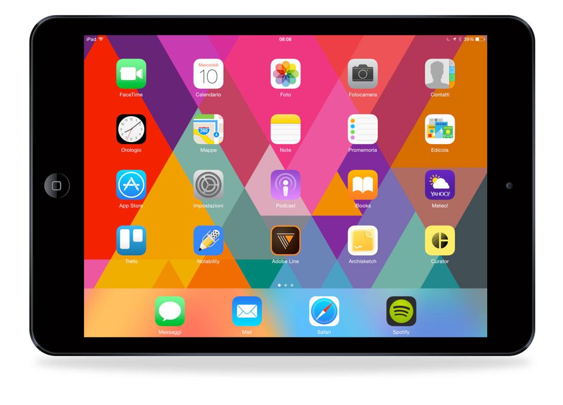 Roberto-Marin's iPad