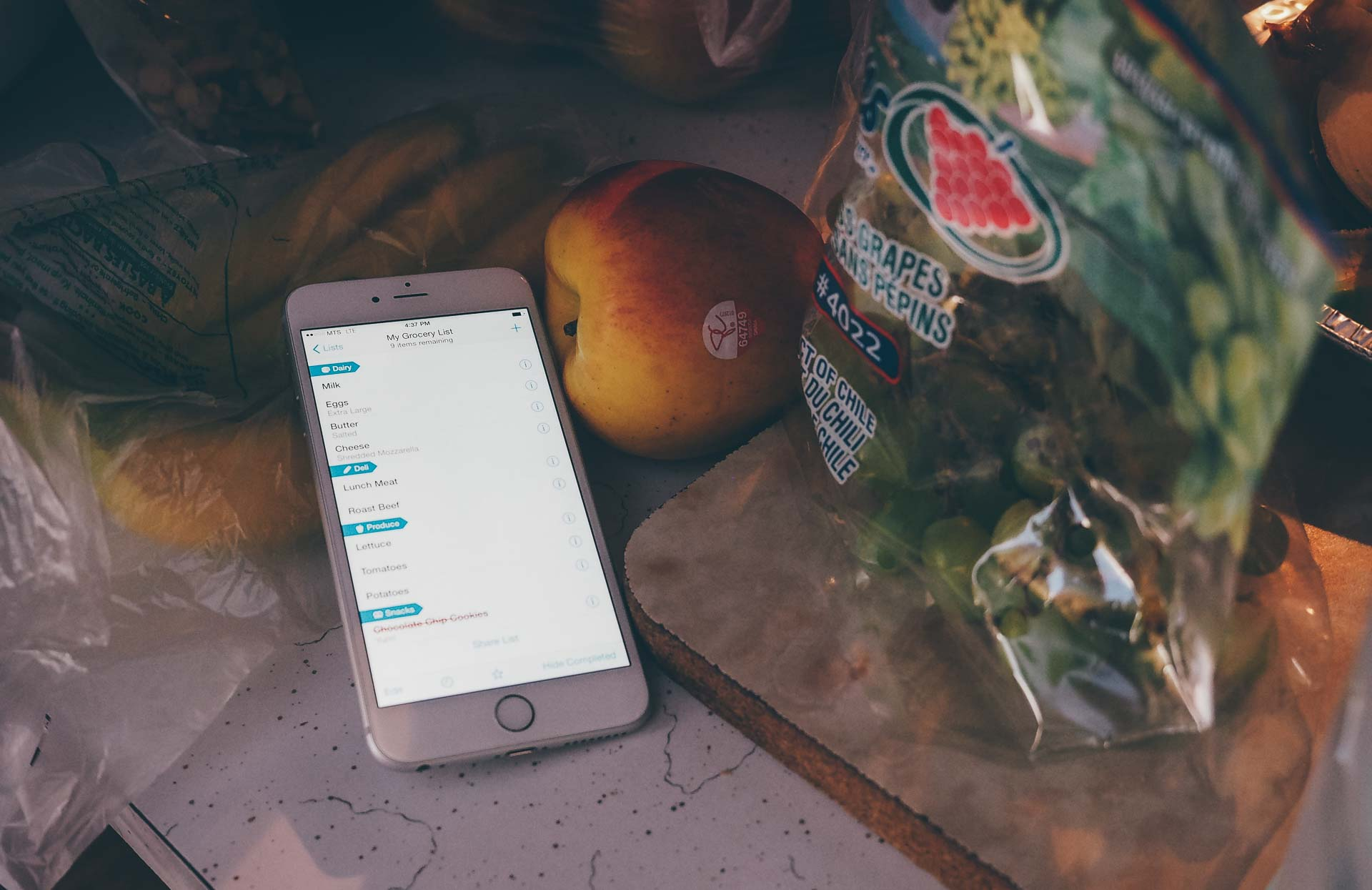 Our favorite grocery shopping app – The Sweet Setup