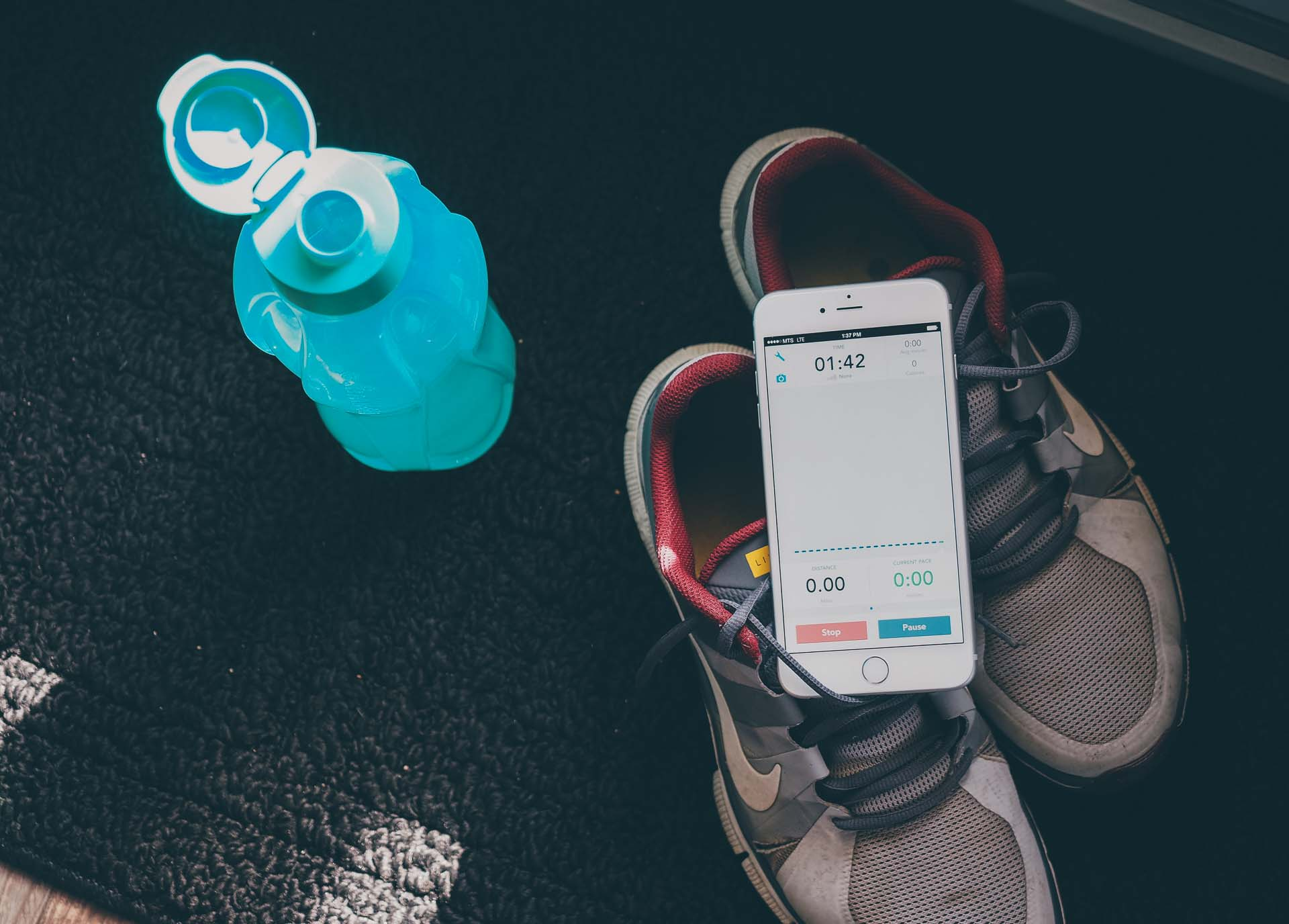 best running apps for iphone the best running app for iphone runkeeper the sweet setup 16695