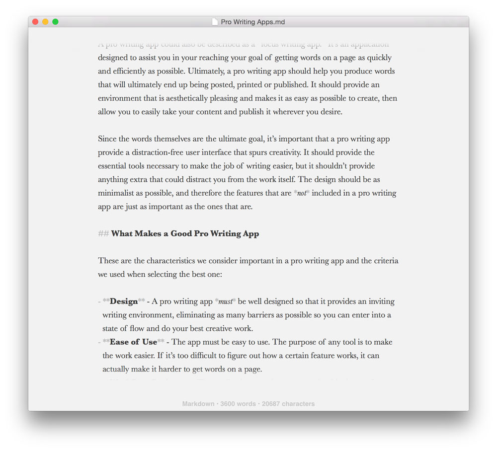Creative publications with pages for mac