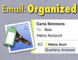 A powerful organizational tool for Apple Mail.