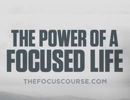 What's your biggest challenge when it comes to focus?