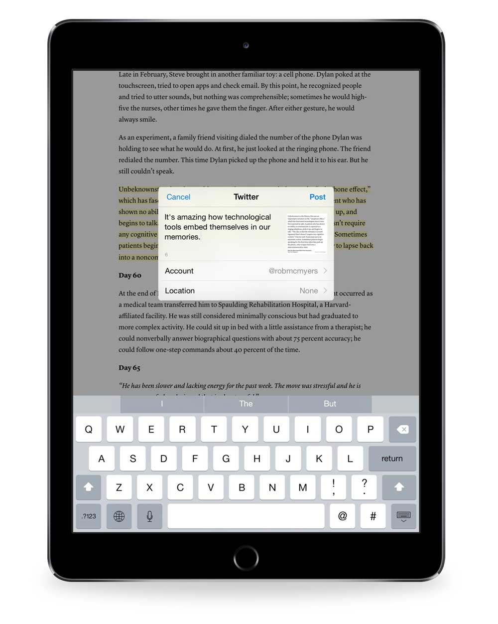 screenshot 9 Instapaper Tweetshot