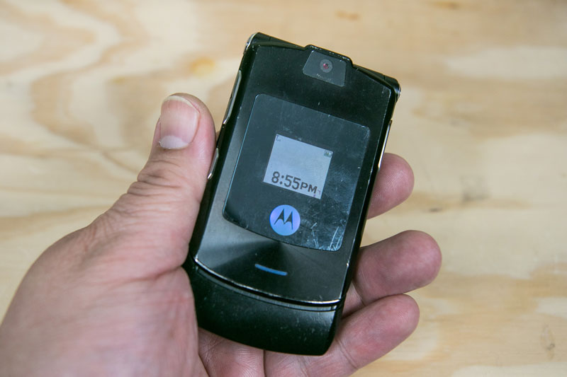 Dave Seah's phone