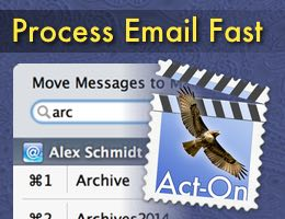 Manage and Process Your Email