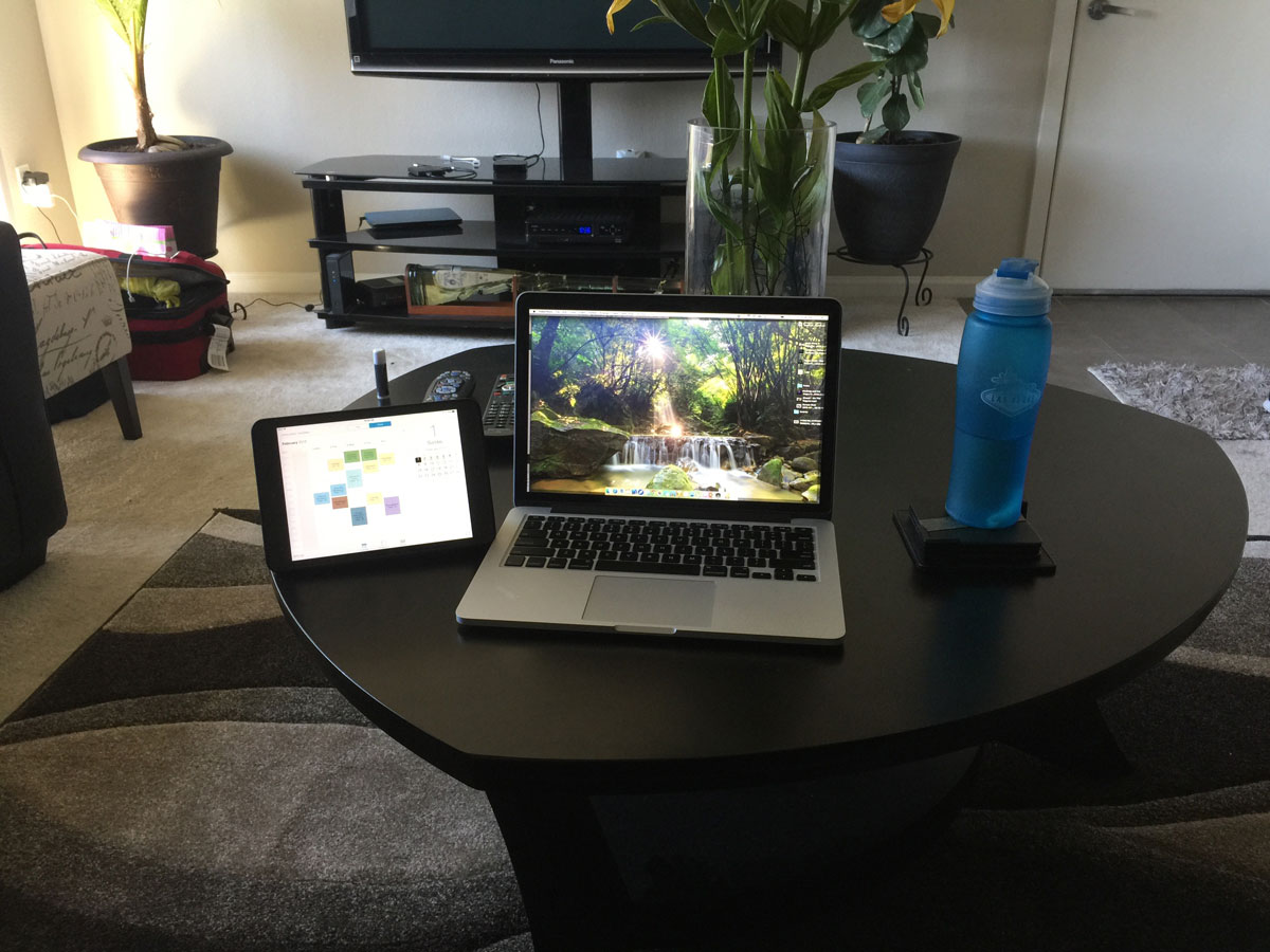 Richard Diaz' MacBook setup