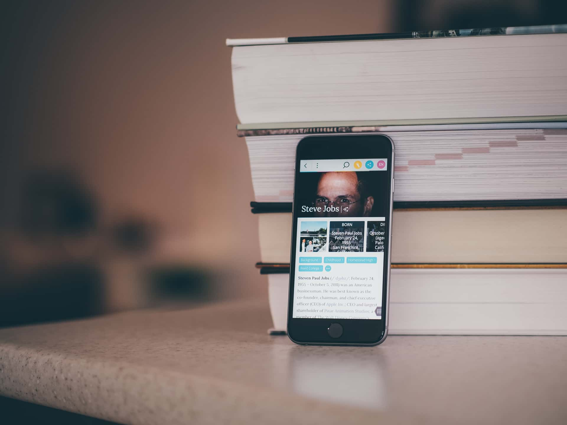 The Best Wikipedia App For Iphone The Sweet Setup