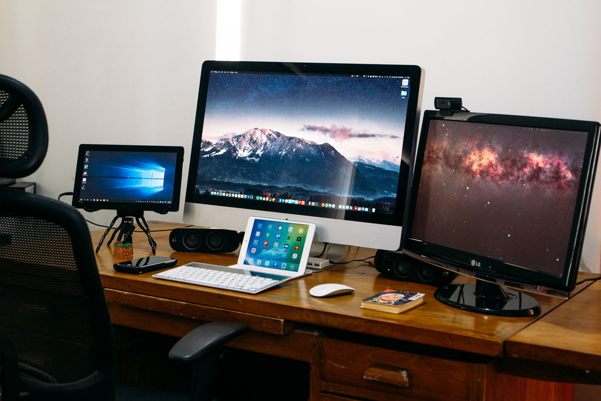 Arturo Goga's Mac and iOS setup