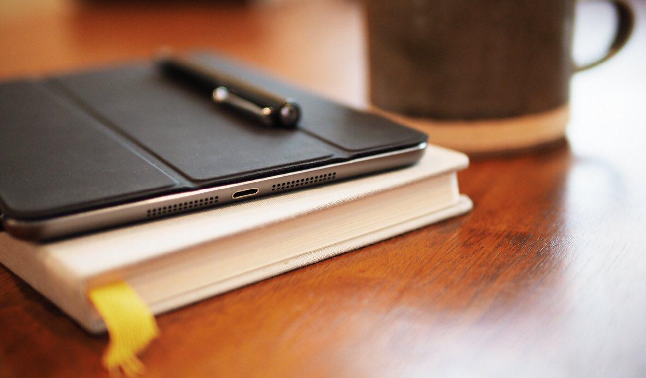 iPad and Journal