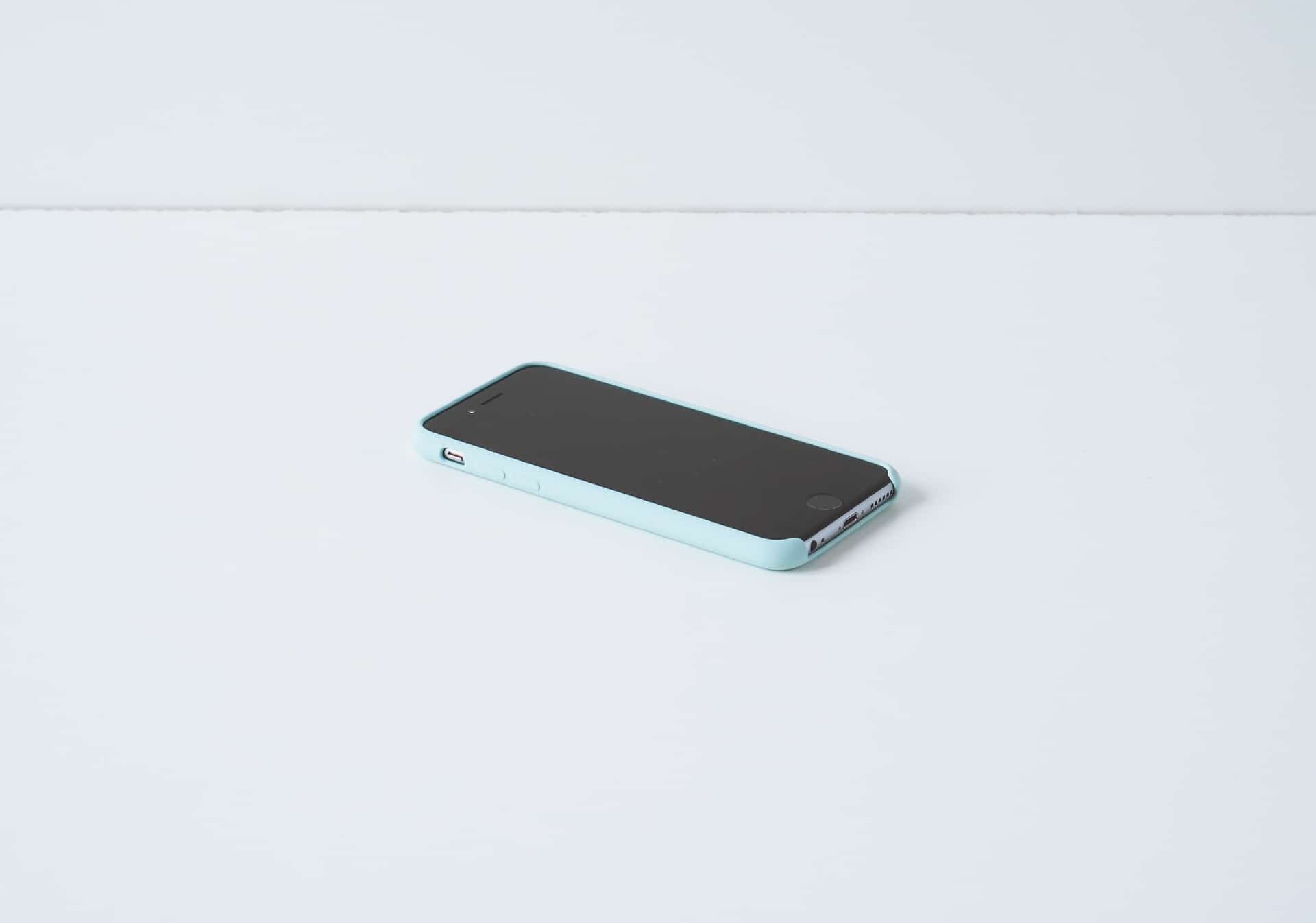 Apple Silicone Case for iPhone