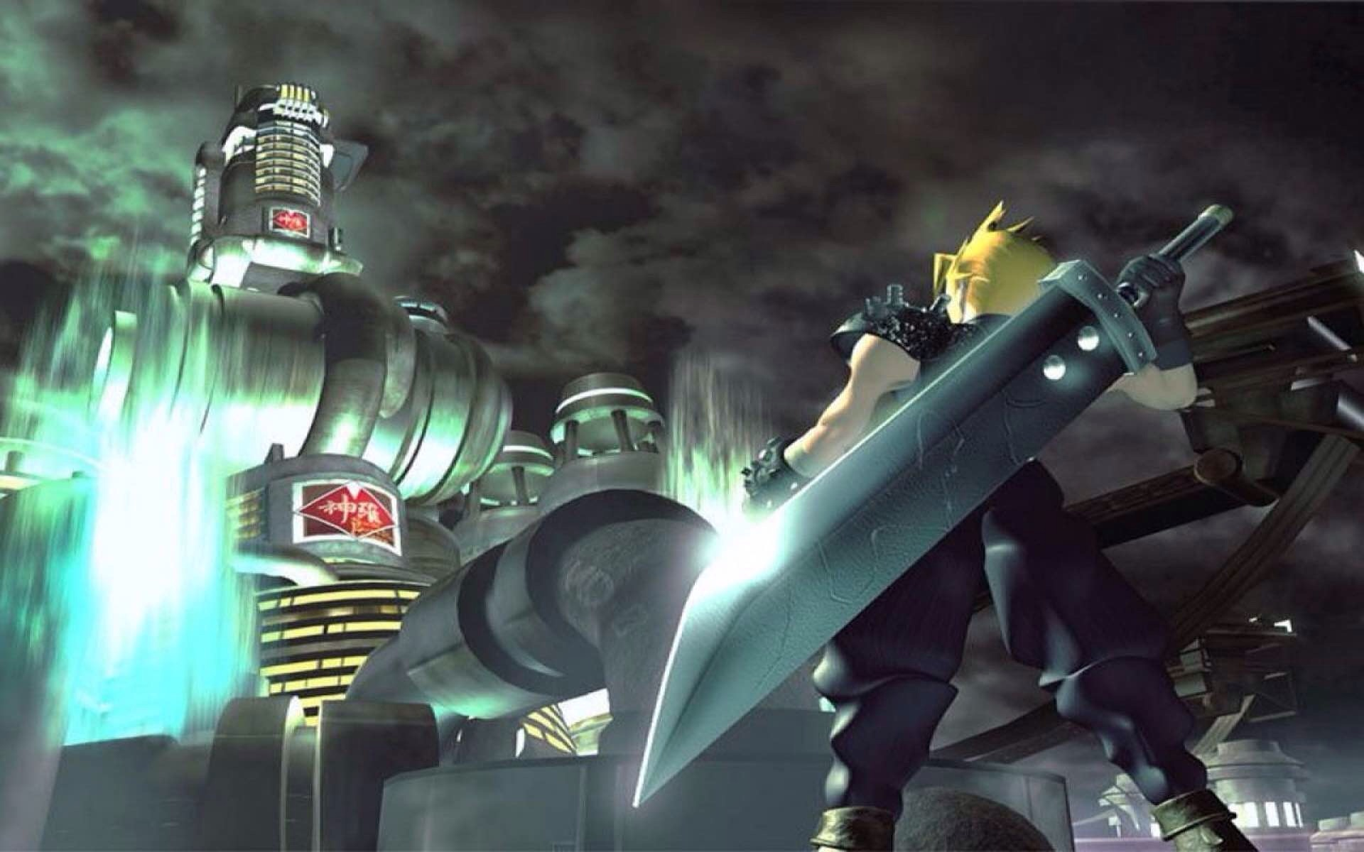 TSS Favorite Games — Final Fantasy VII