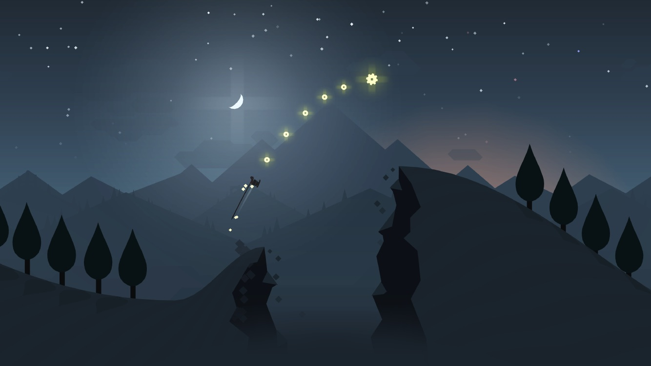 TSS Favorite Games — Alto's Adventure