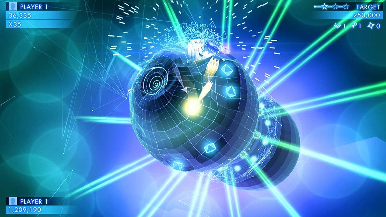 TSS Favorite Games — Geometry Wars 3: Dimensions
