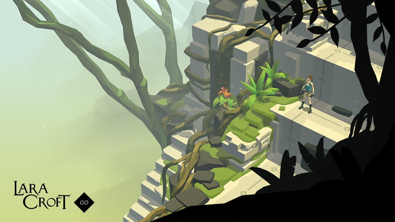 TSS Favorite Games — Lara Croft GO