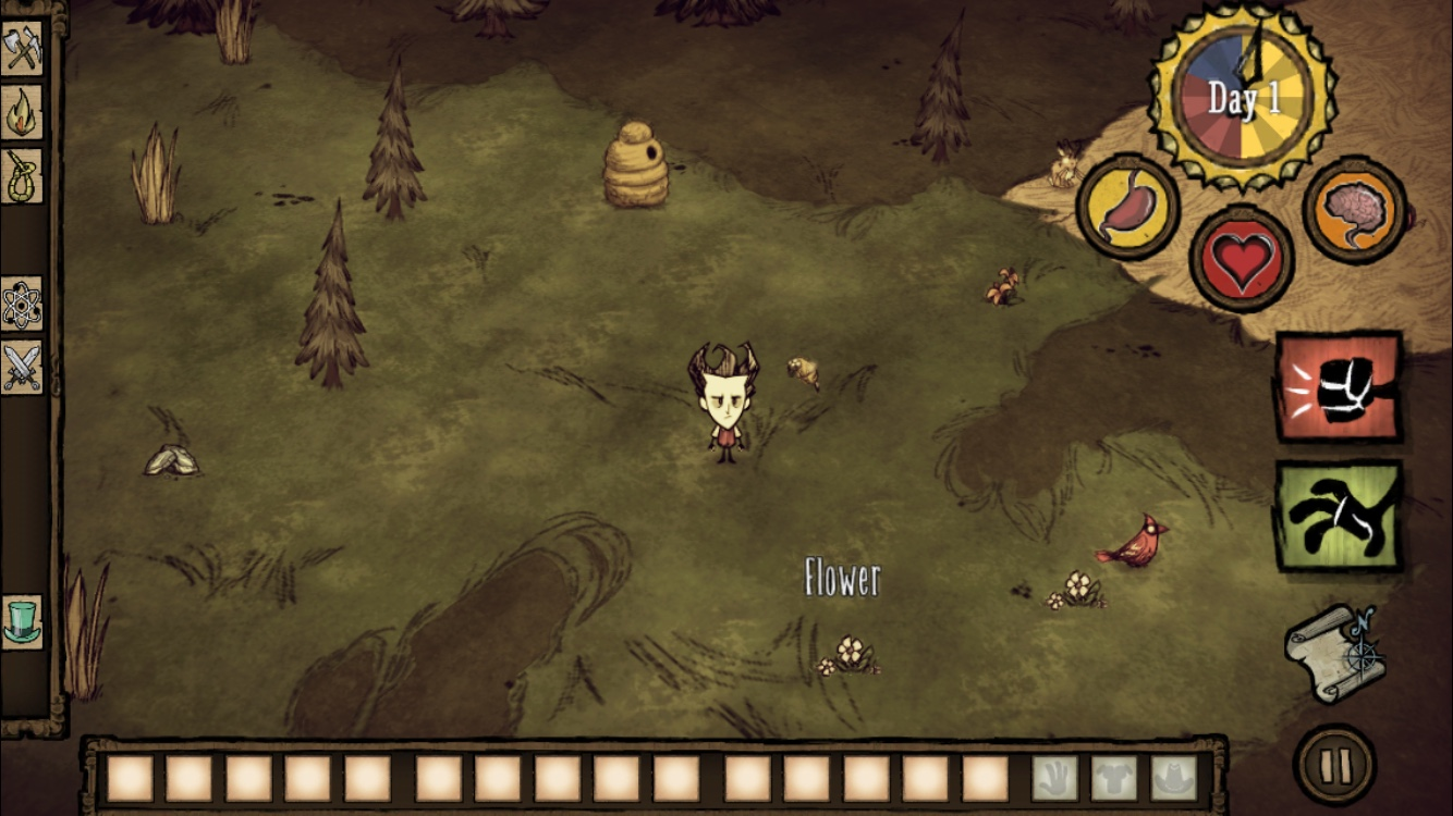 TSS Favorite Games — Don't Starve: Pocket Edition