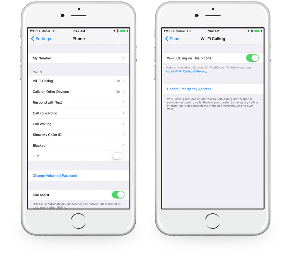 How To Turn On Wifi Calling Iphone