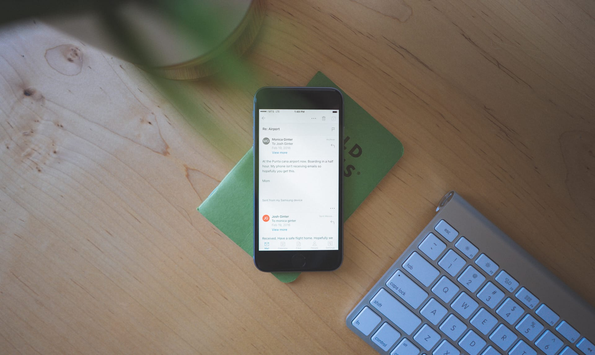 the best iphone email app  outlook  u2014 the sweet setup