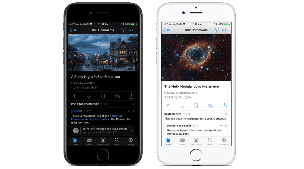The best Reddit app for iOS – The Sweet Setup