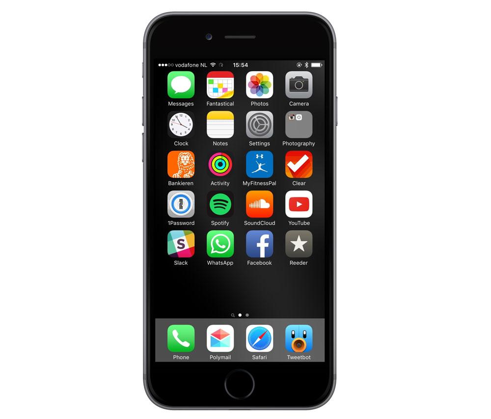Jeroen Laven's iPhone