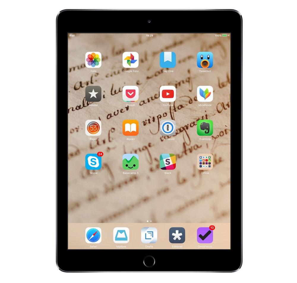 Tommaso Nervegna's iPad mini