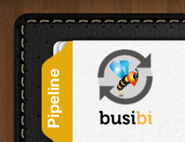 BusiBI CRM 2016 is the best CRM app for the iPad and iPhone.